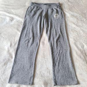 Roots Grey Straight Leg Sweatpants